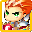 Puzzle Knights Warlord Defense icon