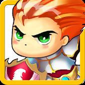 Puzzle Knights Warlord Defense