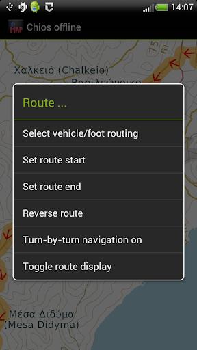 Chios offline map|玩旅遊App免費|玩APPs