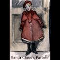 Santa Claus's Partner- logo