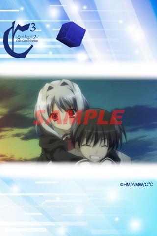 C3-シーキューブ- アニメ スライドライブ壁紙1