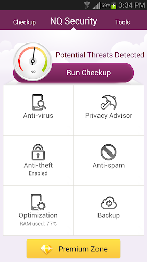 NQ Mobile Security for Retail