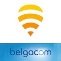 Belgacom Fon Wi-Fi Access logo