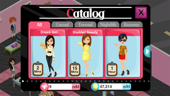 Fashion Story™ Screenshot 9