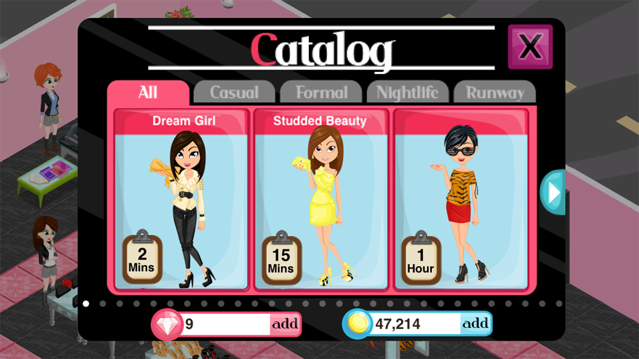 Fashion Story for Android - APK Download
