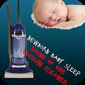 Baby Sleep : Vacuum Cleaner