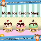 Math Ice Cream Shop