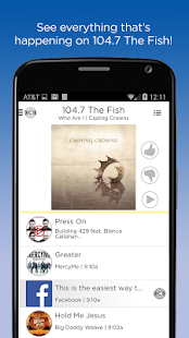 104.7 The Fish Atlanta- screenshot thumbnail