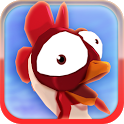 Run, Time Chicken! icon