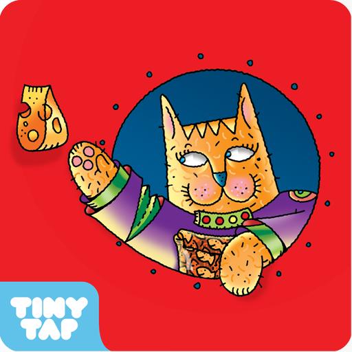 Space Cat - Kids Storybook LOGO-APP點子