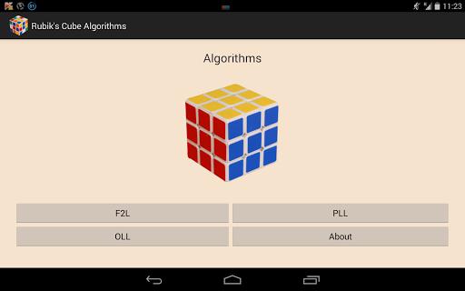 Rubix Cube Algorithms Paid