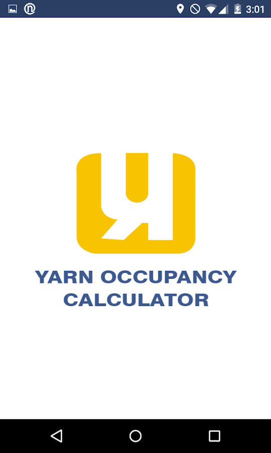 Yarn Occupancy Calculator Android Apps On Google Play