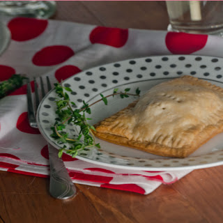 Vegetable Pot Pie Hand Pies for #WeekdaySupper