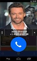 Screenshot of Call Confirm