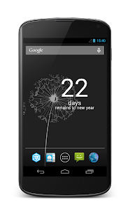 New Year Countdown Widget- screenshot thumbnail