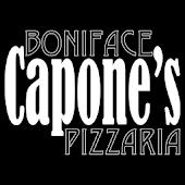 Boniface Capones Pizza