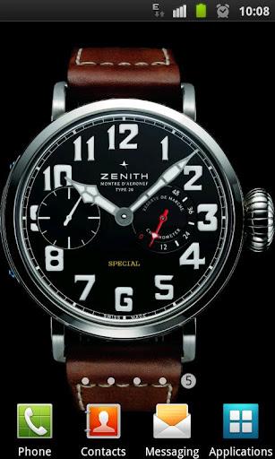 Zenith Desktop Watch