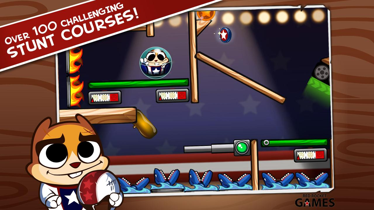 Hank Hazard: The Stunt Hamster- screenshot