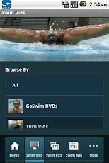 Go Swim - Android Mobile Analytics and App Store Data
