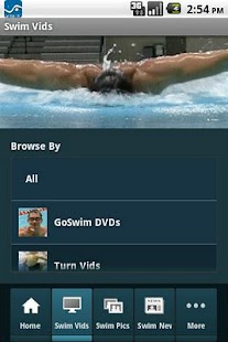 GoSwim Lite - screenshot thumbnail