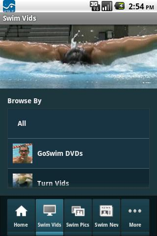 GoSwim Lite- screenshot
