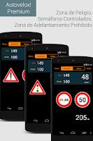 Screenshot of Avisador de radares!