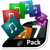 Theme Pack 7 - iSense Music