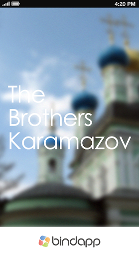 ebook The Brothers Karamazov
