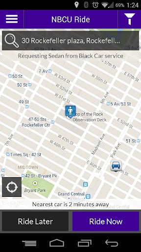 【免費交通運輸App】NBCU Ride-APP點子