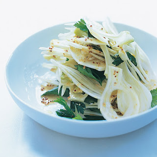Fennel and Parsley Salad