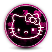 ADW Hello Kitty inspired Glow