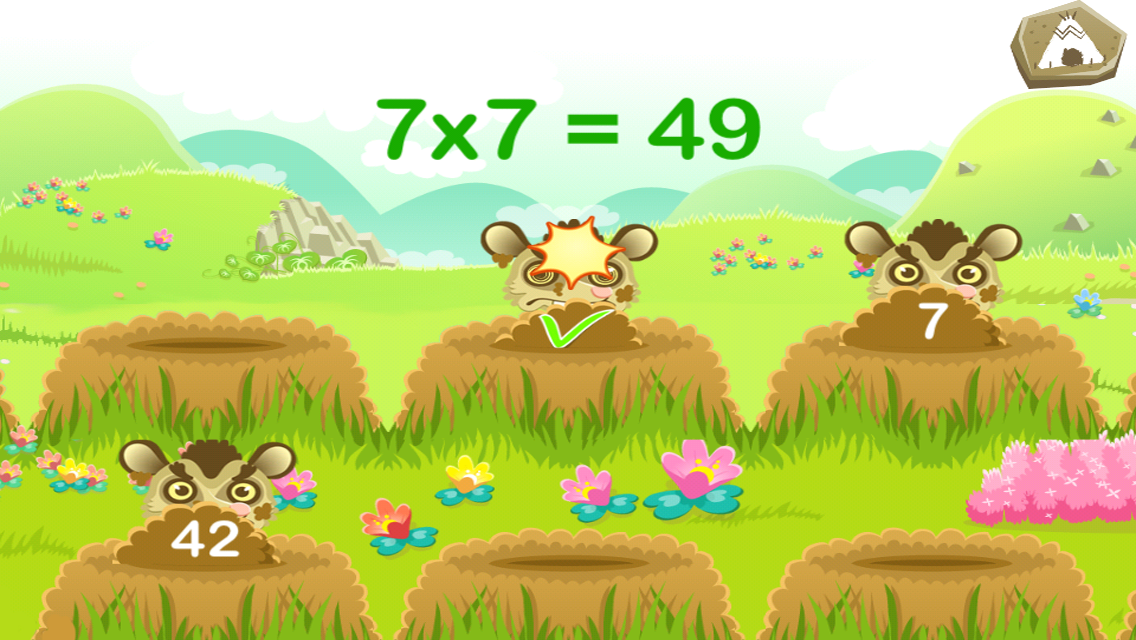 Tables de multiplication lite android apps on google play - Jeux en ligne tables de multiplication ...