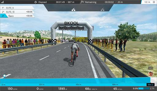 Bkool Indoor Cycling Simulator