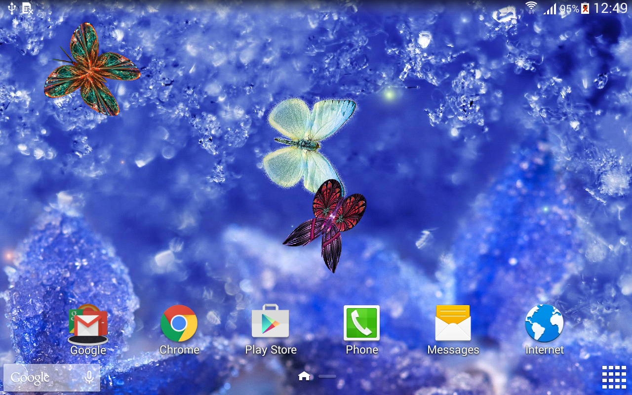 Abstract Butterflies Wallpaper - Android Apps on Google Play