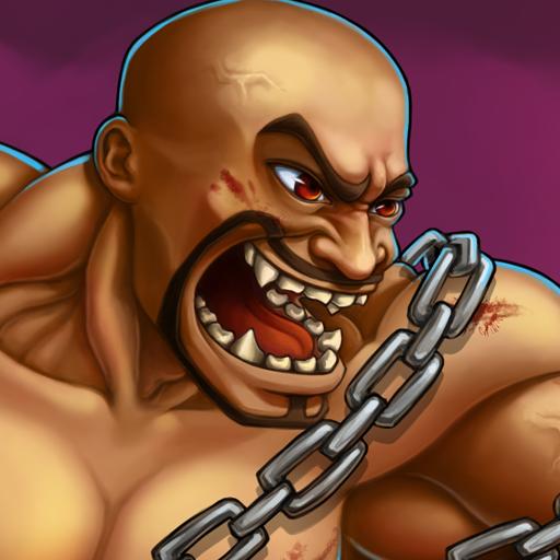 Angry Run LOGO-APP點子