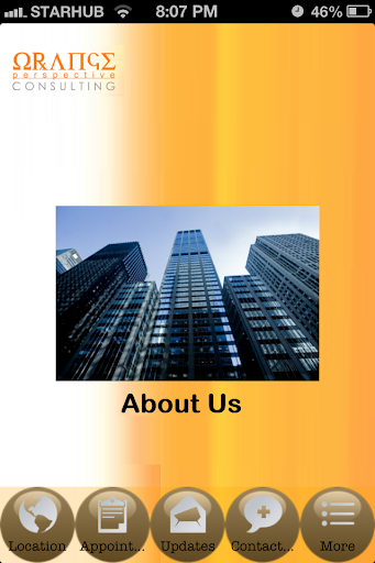 Orange Perspective Consulting
