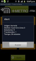 Screenshot of Metro MX
