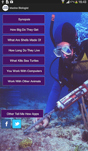 Marine Biologist screenshot