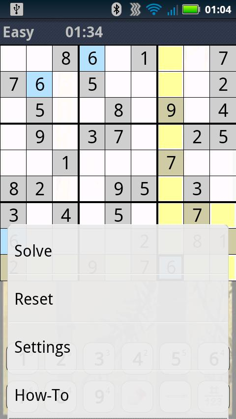 Sudoku Premium - screenshot