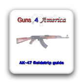 AK-47 Fieldstrip Guide