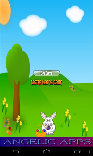 Easter Game - Toddlers - Free