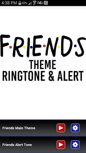 Friends Theme Ringtone Alert