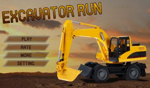 Heavy Excavator Simulator Race