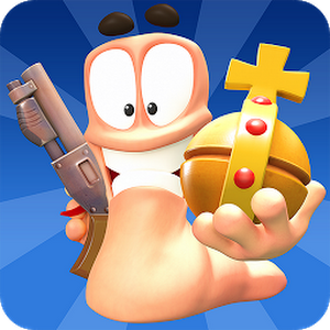 Worm 3 v2.00 APK+DATA (Mod Unlimited Gold)