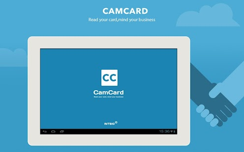 CamCard - BCR (Western)- screenshot thumbnail