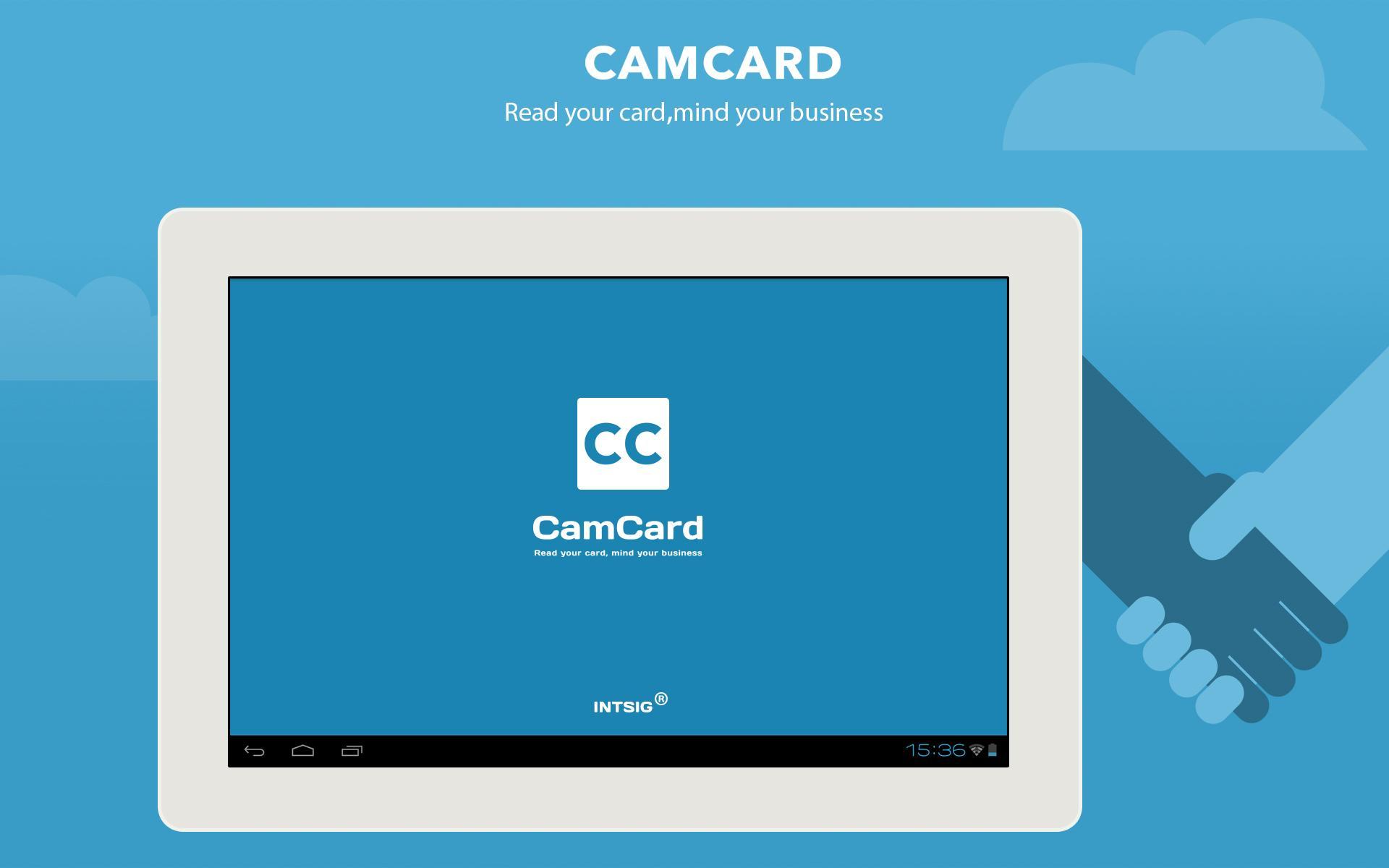 CamCard - BCR (Western) screenshot #6