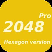 2048 Hexagon Pro