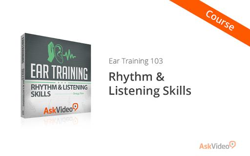 Rhythm Listening Skills