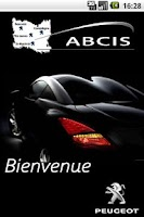 Screenshot of Peugeot Abcis Picardie