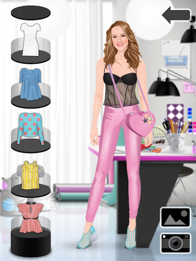 Stardoll Dress Up Teen Stars game (apk) free download for